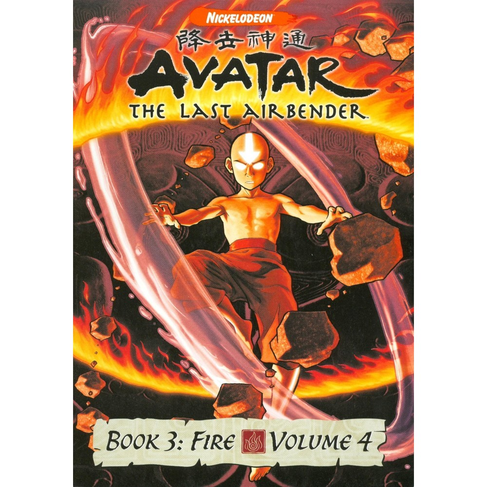 Avatar - The Last Airbender: Book 3 - Fire, Vol. 4