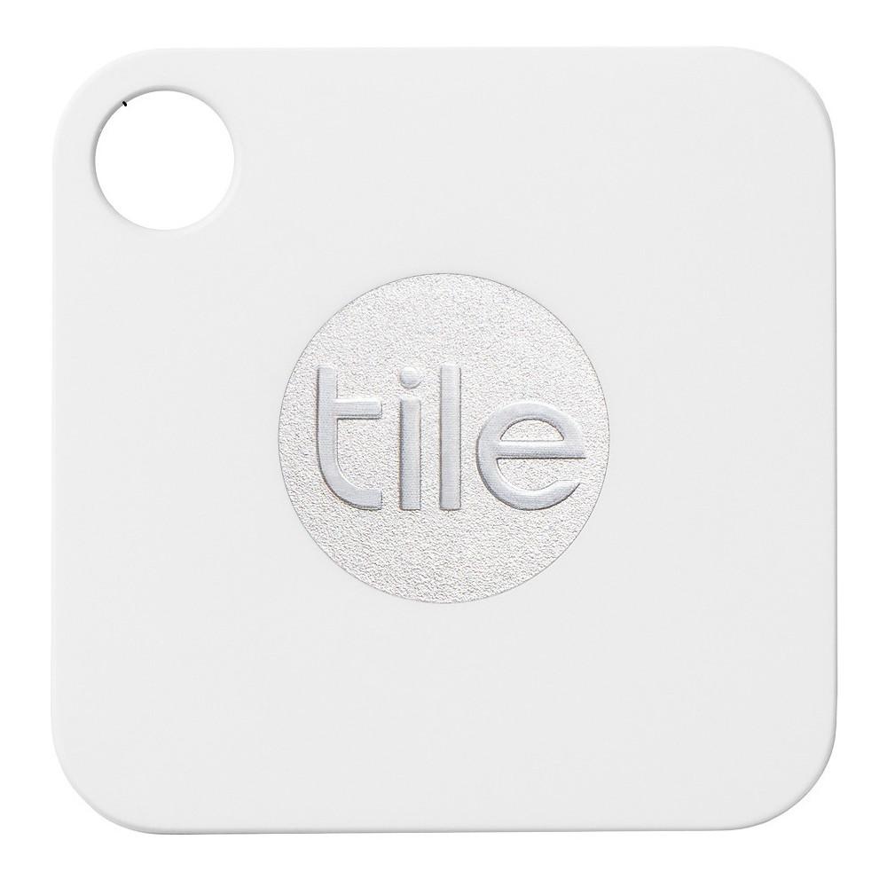 Tile Mate Item Tracker - 4 pack, White