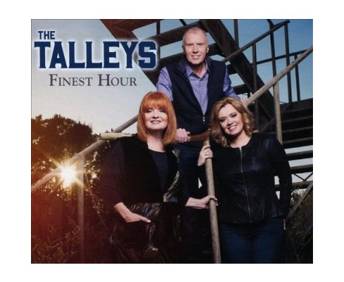 Talleys - Finest Hour (CD) - image 1 of 1
