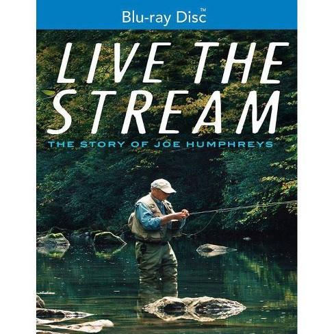 Live The Stream: The Story of Joe Humphreys (Blu-ray) - image 1 of 1