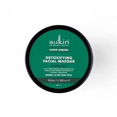 Sukin Detoxifying Clay Facial Masque - 3.38 fl oz