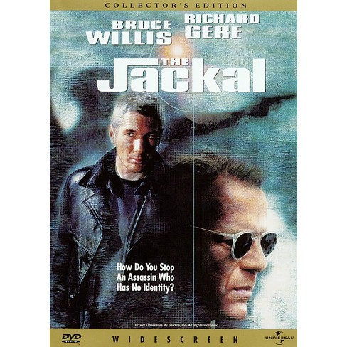 The Jackal (Widescreen Collector's Edition) (dvd_video) - image 1 of 1