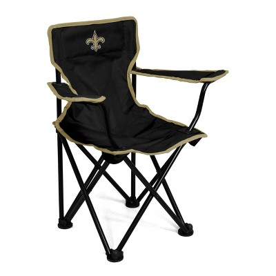 NFL New Orleans Saints Toddler Outdoor Portable Chair