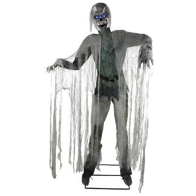 """72"""" Halloween Twitching Ghoul Prop"""