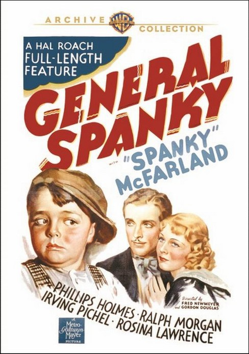 General spanky (DVD) - image 1 of 1