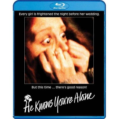 He Knows You're Alone (Blu-ray)(2021)