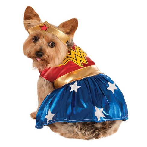 Rubie's Wonder Woman Dog and Cat Costume - image 1 of 1