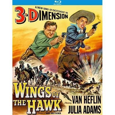 Wings Of The Hawk (Blu-ray)(2021)