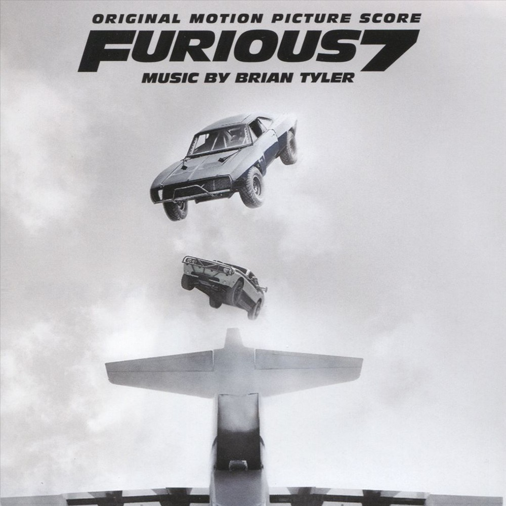 Brian Tyler - Furious 7 (Osc) (CD)