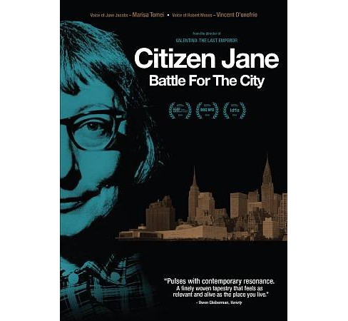 Citizen Jane:Battle For The City (DVD) - image 1 of 1
