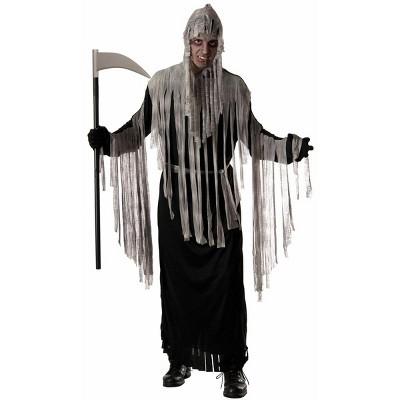 Forum Novelties Haunted Reaper Robe W/Hood Adult Costume