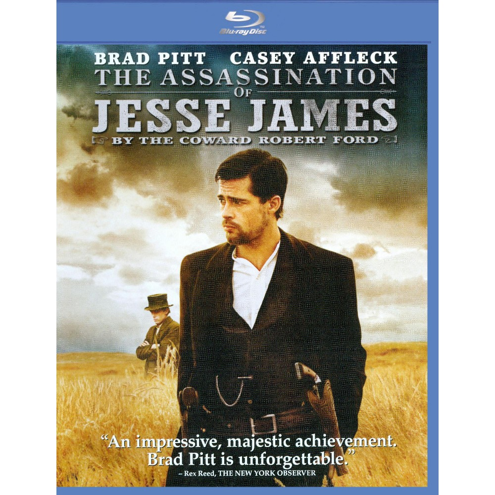 The Assassination of Jesse James by the Coward Robert Ford (Blu-ray)