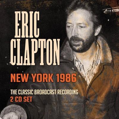 Eric Clapton - New York 1986 (CD)