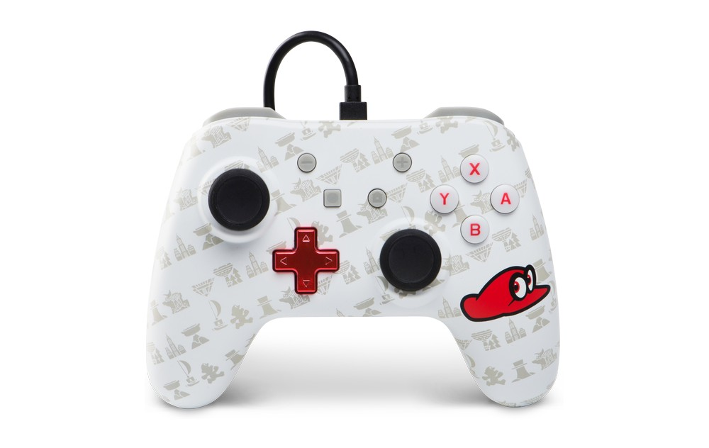 PowerA Wired Controller for Nintendo Switch - Super Mario...