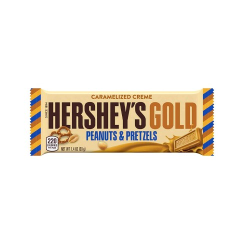 Hershey's Gold Bar - 1.4oz - image 1 of 6