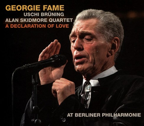 Georgie fame - Adeclaration of love (CD) - image 1 of 1