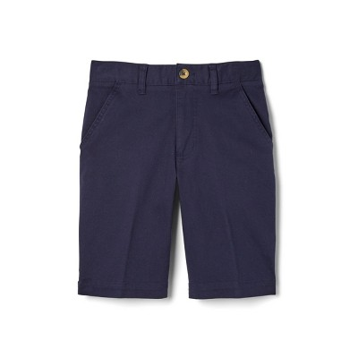 French Toast Young Men's Uniform Chino Shorts - Navy