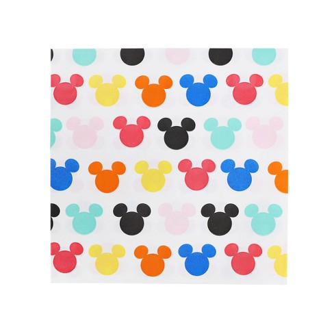 Disney Mickey Mouse & Friends Basket Liners - 12ct - image 1 of 1