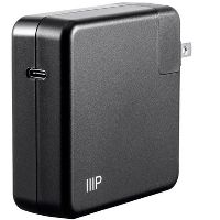 Monoprice 1-Port USB Wall Charger with 85W PD Output For iPhone, Android, and Galaxy Devices