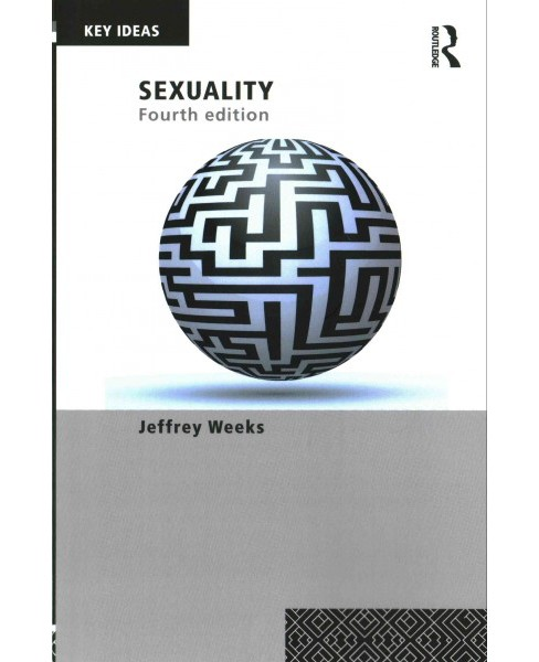 Sexuality (Paperback) (Jeffrey Weeks) - image 1 of 1