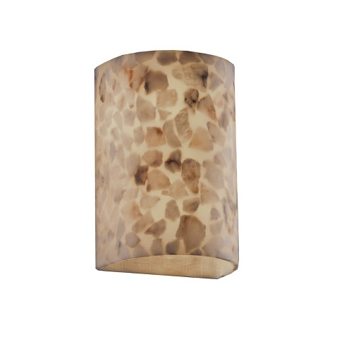 Justice Design Group ALR-0945 Wall Washer Wall Sconce from the Alabaster Rocks Collection - image 1 of 1