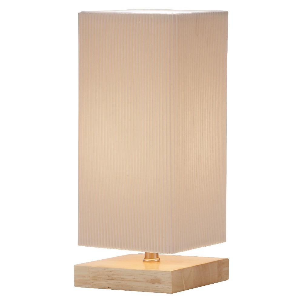 Image of Adesso Angelina Table Lantern - White