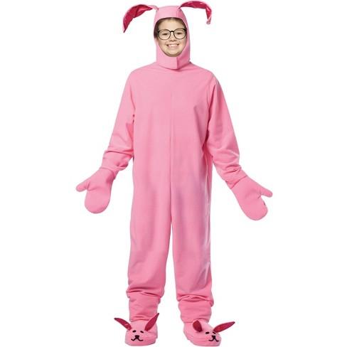 Kids' Christmas Bunny Halloween Costume M - image 1 of 1