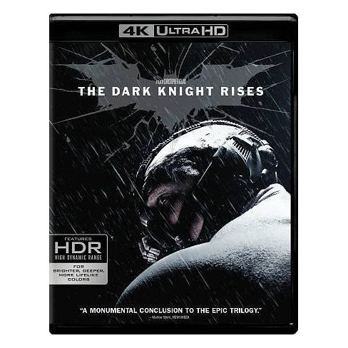 The Dark Knight Rises 4k Uhd 2017 Target