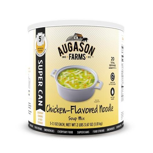 Augason Farms Chicken Noodle Soup Entre Mix - 67oz - image 1 of 4