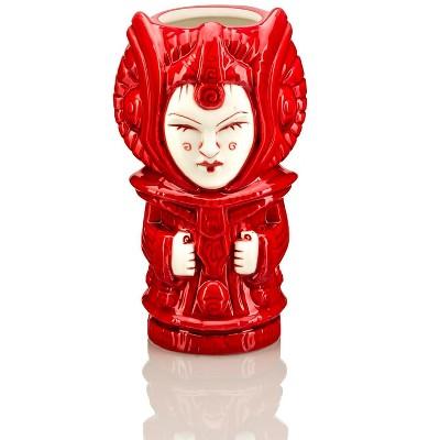 Beeline Creative Geeki Tikis Star Wars Queen Amidala Ceramic Mug | Holds 18 Ounces