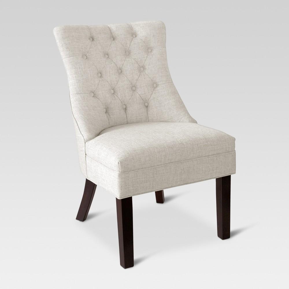 Accent Chairs White Threshold 8482