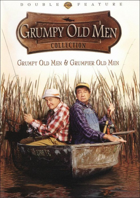 Grumpy Old Men/Grumpier Old Men (Fullscreen) - image 1 of 1