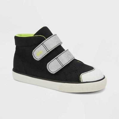 Toddler Boys' See Kai Run Basics Rowan Sneakers - Black