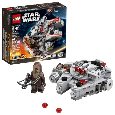 Lego Star Wars Millennium Falcon Microfighter 75193 Target