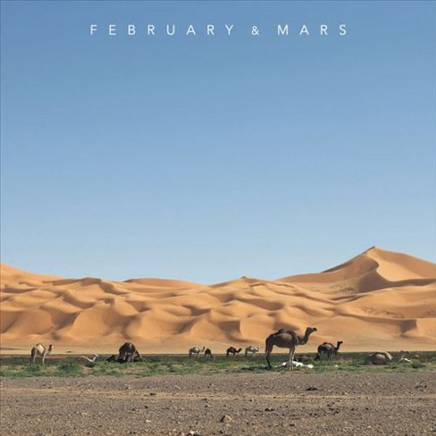 February - February & mars (CD) - image 1 of 1
