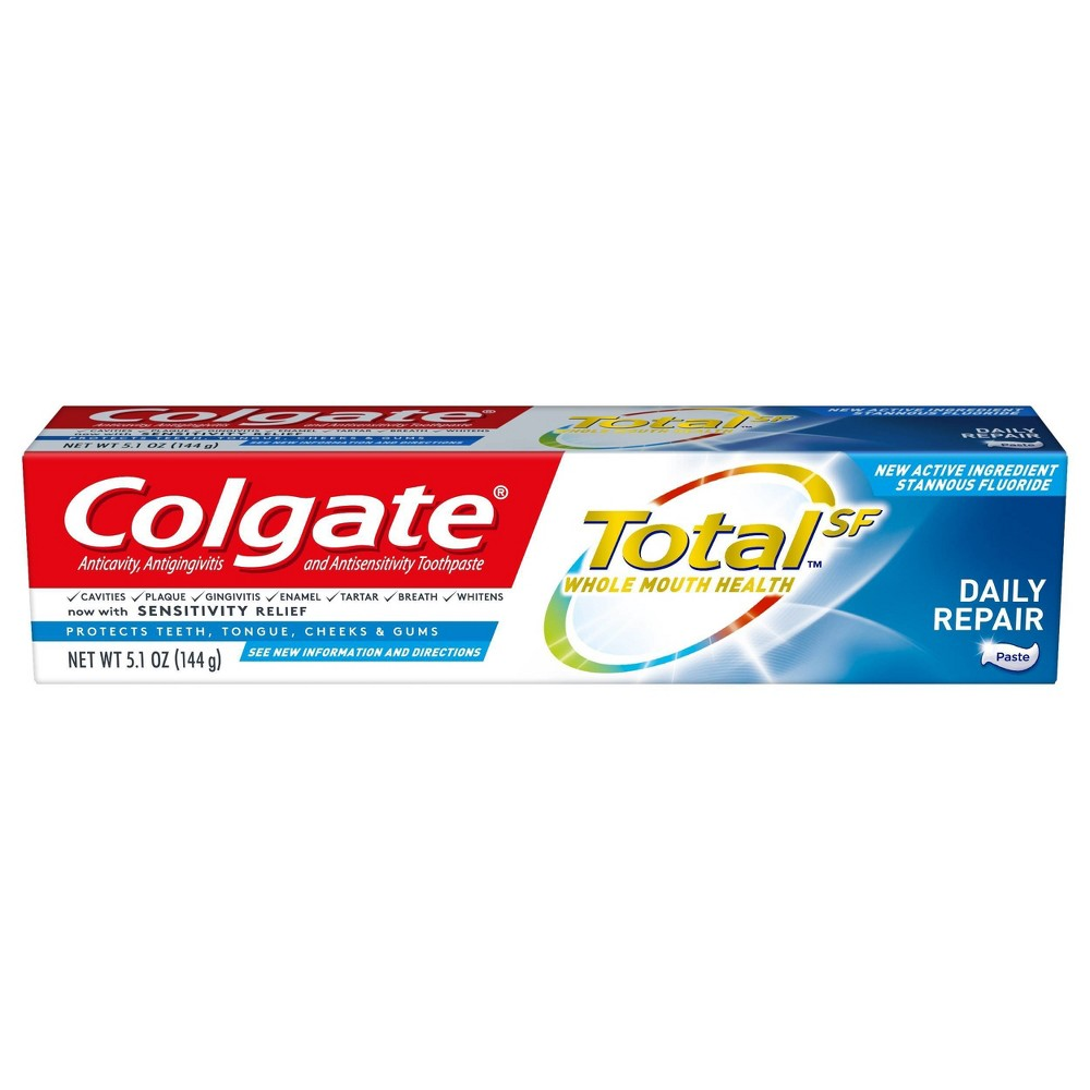 Colgate Total Daily Repair Toothpaste - 5.1oz