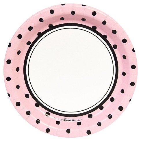 8 ct Cheers to You! Dessert Plates - image 1 of 1
