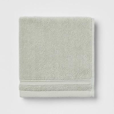 Performance Washcloth Light Green - Threshold™