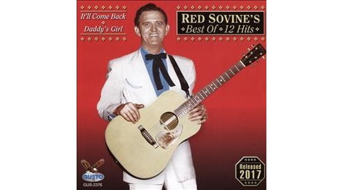 Red Sovine - Best Of Red Sovine (CD) - image 1 of 1