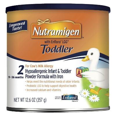 Enfamil Nutramigen Toddler Powder Formula 12.6oz
