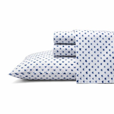 Printed Pattern Percale Sheet Set - ED Ellen DeGeneres