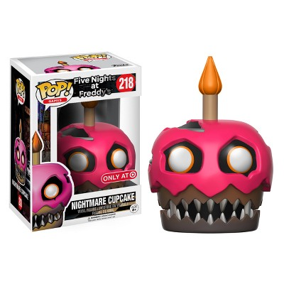 POP! Games: Five Nights at Freddys - Nightmare Cupcake