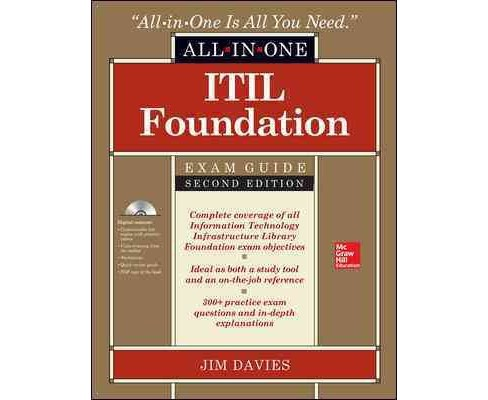 ITIL Foundation All-in-One Exam Guide (Study Guide) (Paperback) (Jim Davies) - image 1 of 1