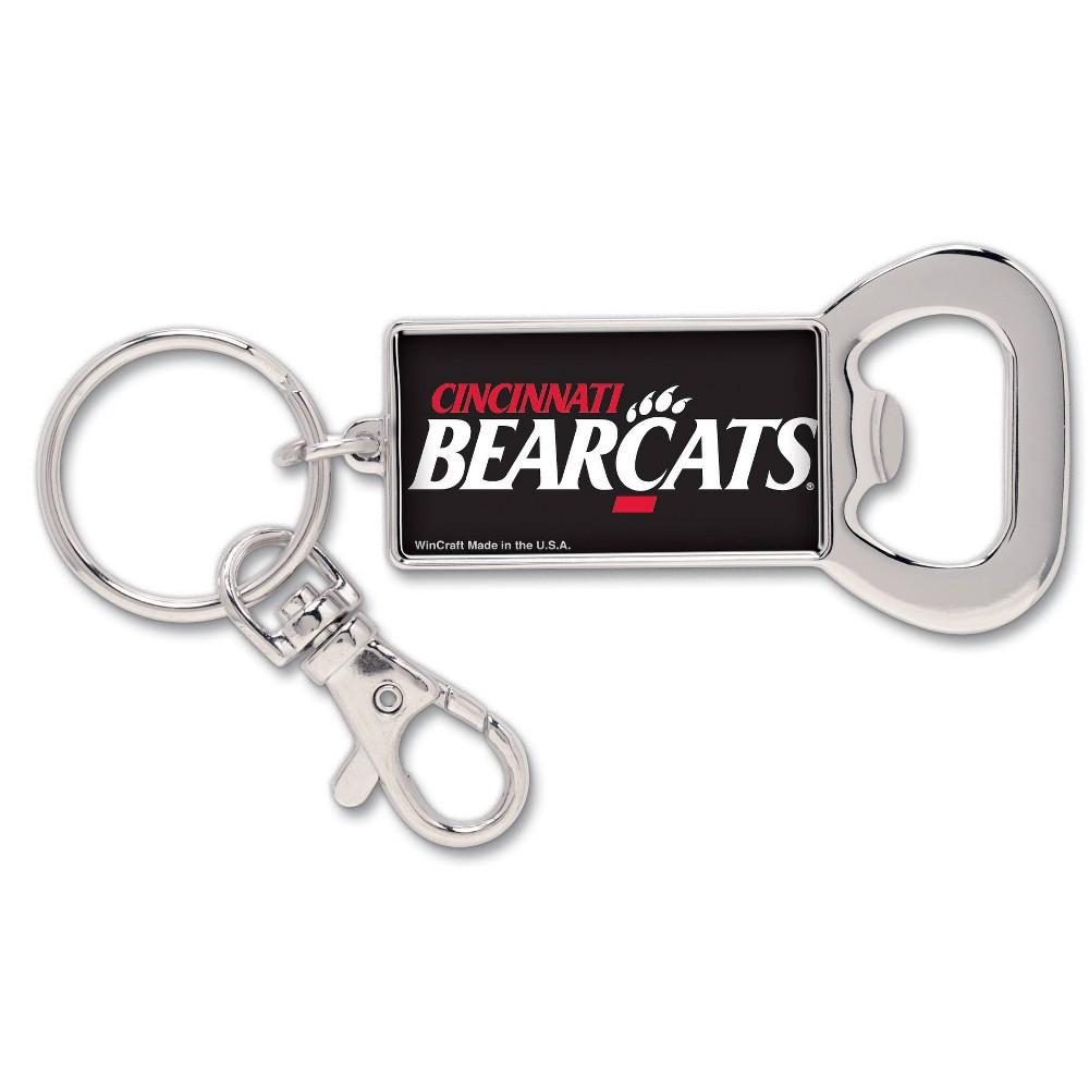 NCAA Cincinnati Bearcats Lanyard Bottle Opener Keychain, Adult Unisex NCAA Cincinnati Bearcats Lanyard Bottle Opener Keychain Gender: Unisex. Age Group: Adult. Pattern: Team logo.