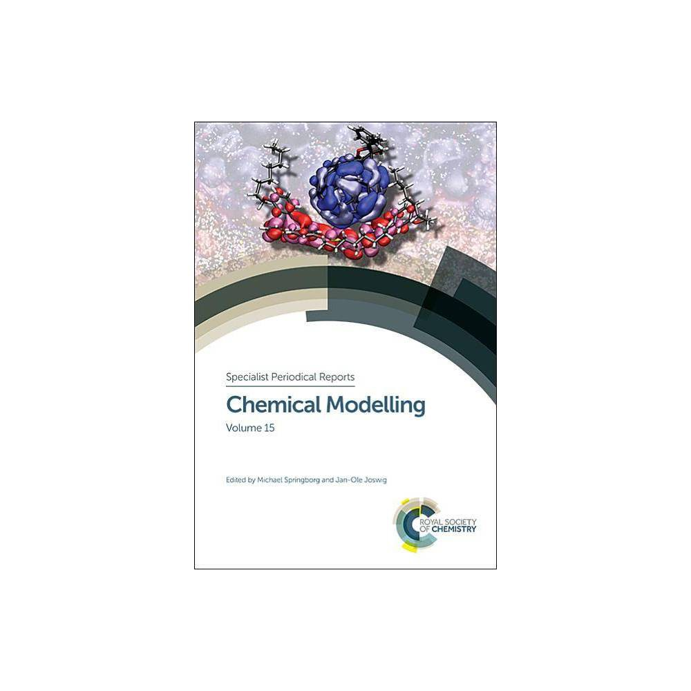 Chemical Modelling - (Specialist Periodical Reports)(Hardcover)