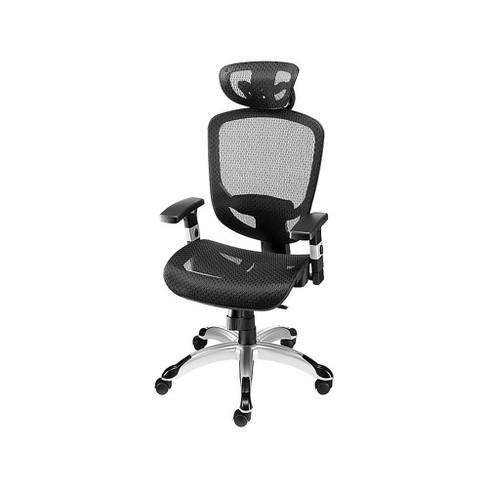 Staples Hyken Technical Mesh Task Chair Black 23481CC - image 1 of 4