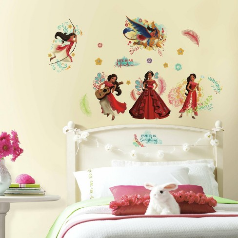 Disney Princess Princess Elena of Avalor Peel and Stick Wall Decal - RoomMates - image 1 of 3