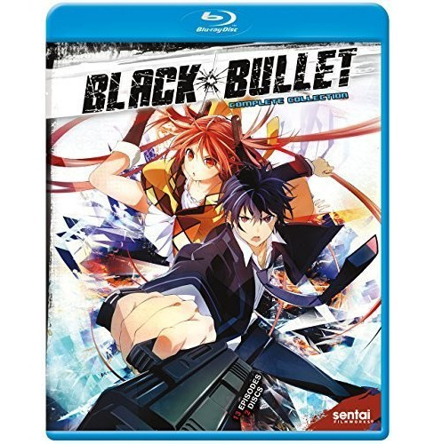 Black bullet:Complete collection (Blu-ray) - image 1 of 1