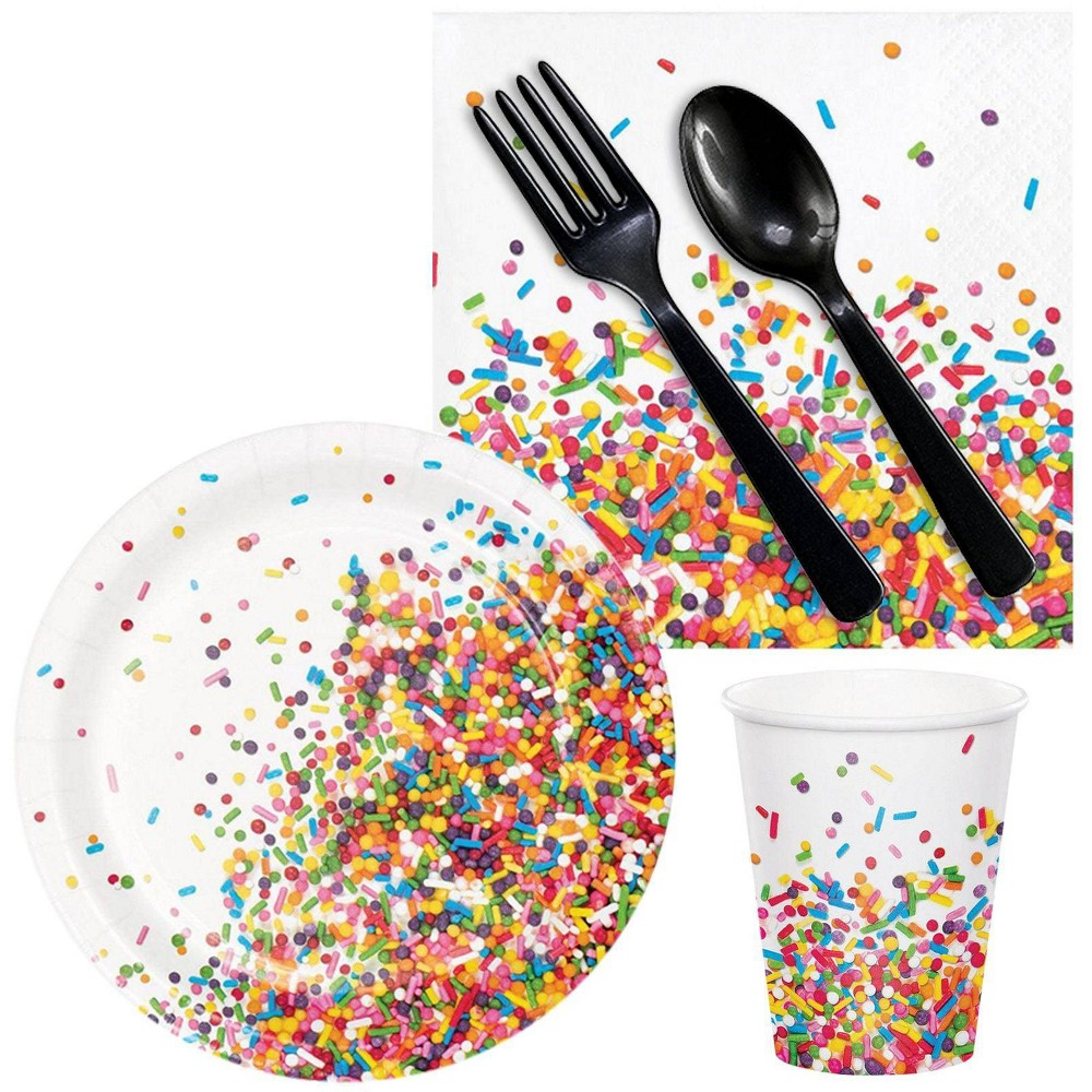 Image of 16ct Sprinkles Party Kit, party kits