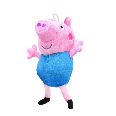 Fiesta Peppa Pig 8 Inch Character Plush   George